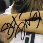 Stefanie Dolson signature