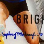 Sydney McLaughlin signature