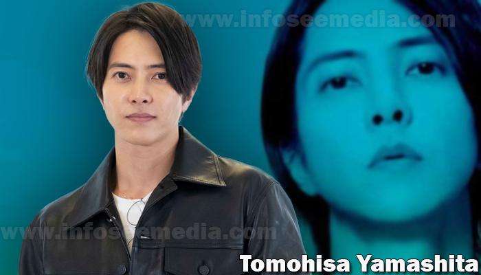 Tomohisa Yamashita featured image