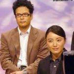 Yukie Nakama with her husband Tetsushi Tanaka