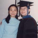Zhang Yiming with his girlfriend Yiming Li