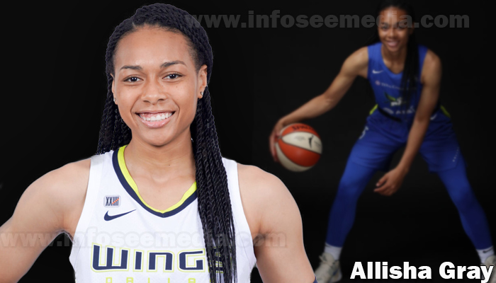 Allisha Gray featured image