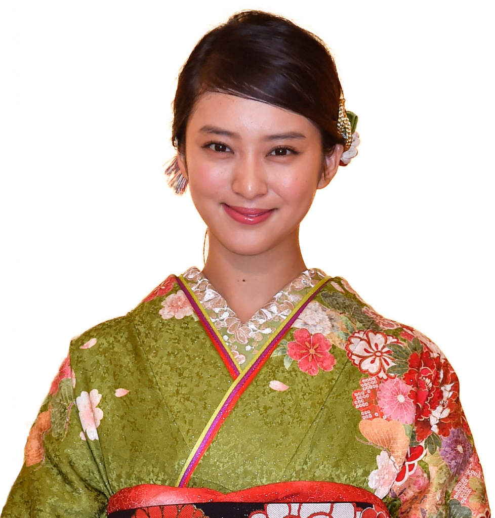 Emi Takei transparent background png image