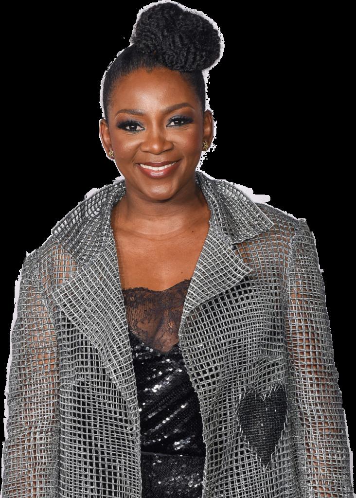 Genevieve Nnaji transparent background png image