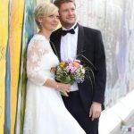 Martin Häner with his girlfriend Simone Häner