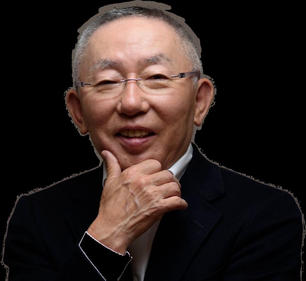 Tadashi Yanai transparent background png image