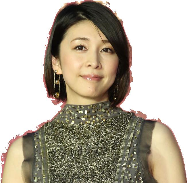Yuko Takeuchi transparent background png image