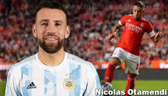 Nicolás Otamendi featured image